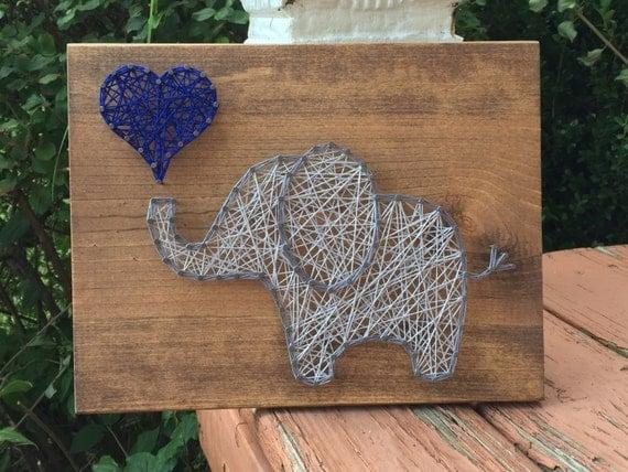 Zur bestellung elefanten string art zeichen - String art vorlagen kostenlos ...