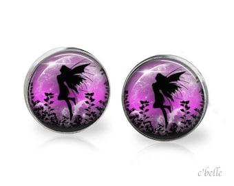 Earrings fairy 27