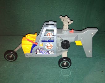 Vintage Kenner The Real Ghostbusters 1986 Columbia Pictures Ecto-2 Helicopter