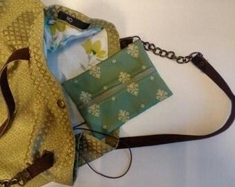 The woven bag 55
