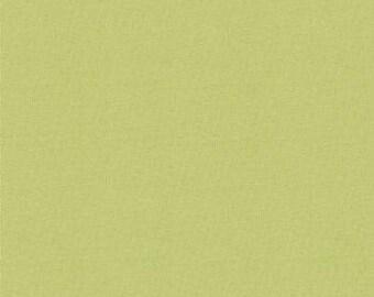 Clover Light Green Bella Solid 9900 73, by Moda