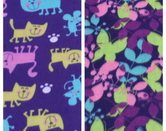 Fleece Cat Blanket(C52,C48)