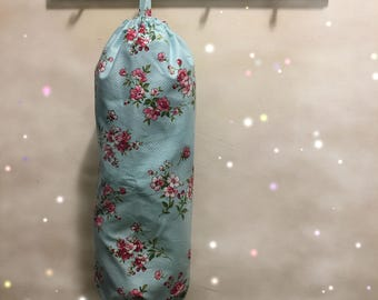 Cherry Blossom Shopping Bag Holder