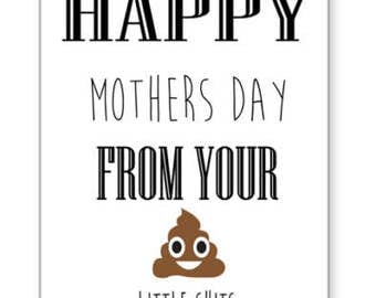 funny rude offensive humor mothers day card