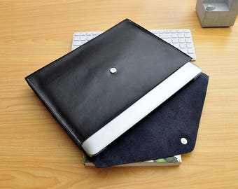 Leather surface book sleeve surface book case surface book covers surface pro 4 bag leather surface pro 4 sleeves Microsoft Surface case-057