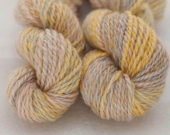 Fairy floss - Blue faced leicester 2 ply yarn