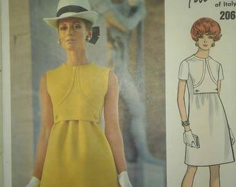 Fabriani Vogue Couturier Design Vintage Pattern
