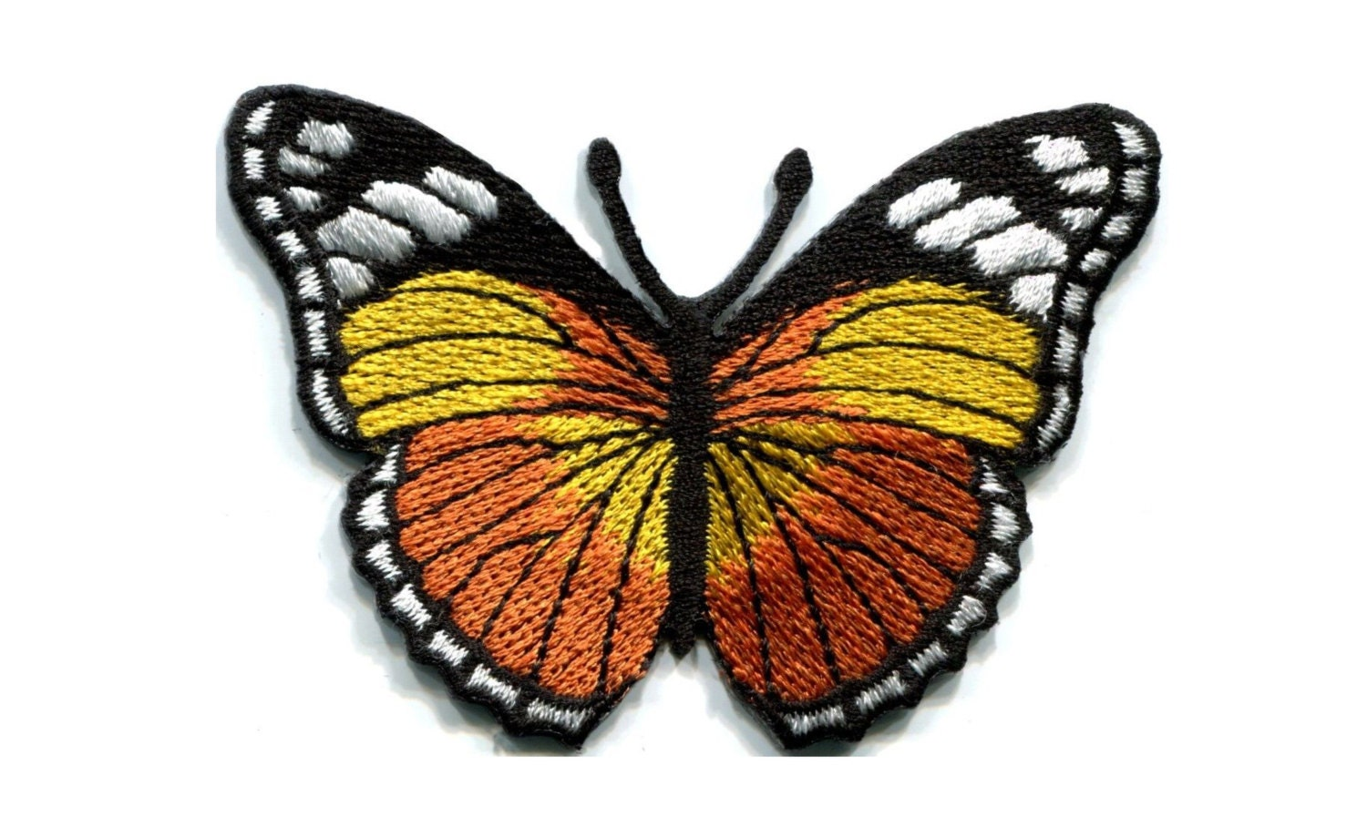 how to fix a butterfly and pinch badge