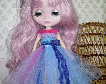 Tutu dress for Blythe