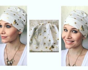 Glimmering Gem Chemotherapy Hat