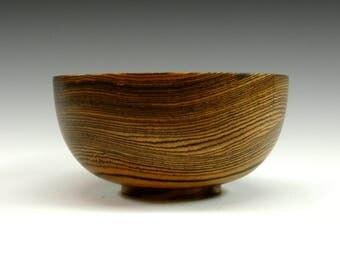 Bocote Rice Bowl #1745