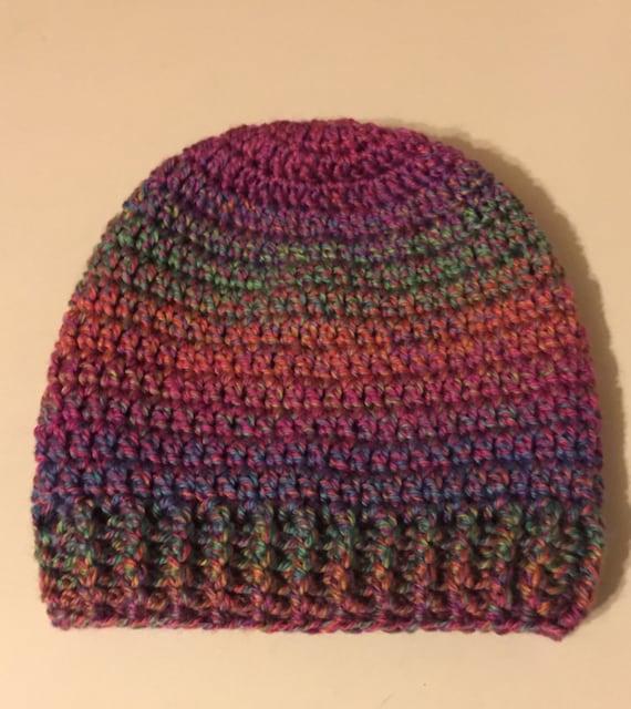 Kids slouchy beanie // toddler slouchy beanie // slouch beanie hat // handmade // ready to ship