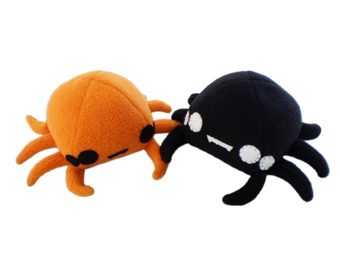 Spider Toy Sewing Pattern