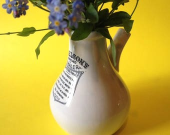 Vintage Dr Nelson's Improved Inhaler bottle