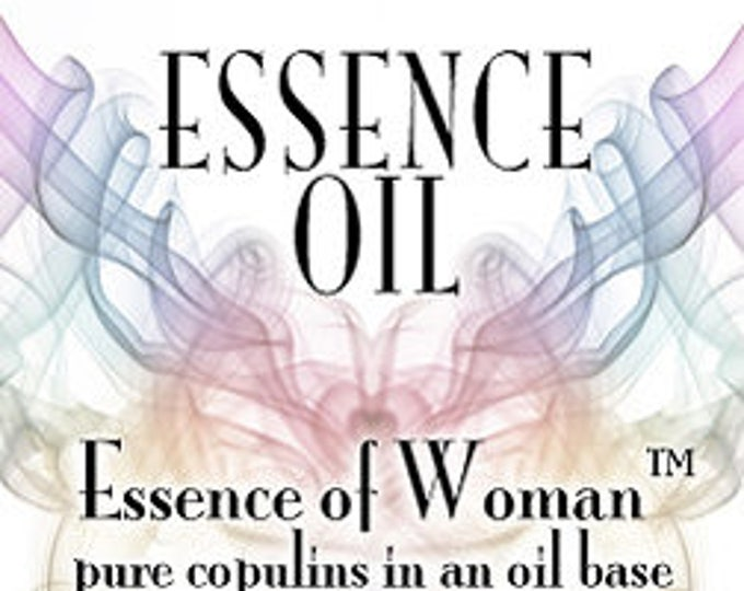 Essence of Women - EoW Essence Oil - Pure Copulins for Women - UNscented Pheromone Blend - Love Potion Magickal Perfumerie