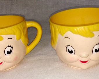 Campbell Kids Soup Mugs
