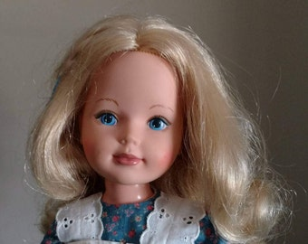 "Vintage 17"" Kimberly Doll by ""TOMY"""