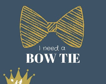 Bow Tie Add On