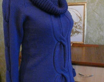 Woman's knitted sweaters , merinos sweater, warm sweater, knitted sweaters, knitted sweater, aran sweater