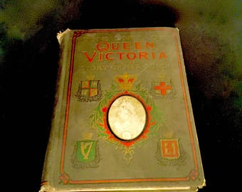 First Edition: Queen Victoria- The Story of Her Reign