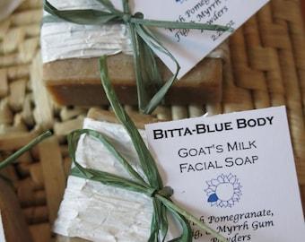 Goat's Milk Facial Soap