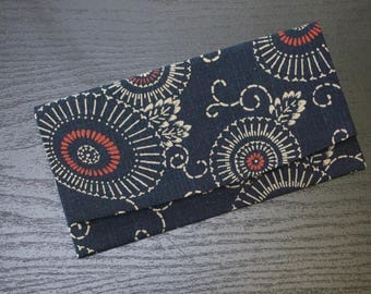 Japanese Fabric Wallet