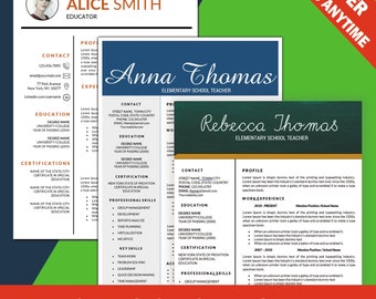 Wording For Resume Principal Resume  Etsy Skills Section Resume Example Pdf with Branch Manager Resume Elementary Teacher Resume Resume Template Teacher Resume Teacher Bundle  Principal Resume Template How To Present Your Resume