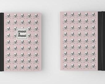 Skulls Hardcover Journal
