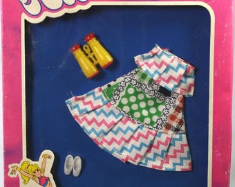 Vintage Remco I Dream Of Jeanne Doll Clothes NRFB 1977