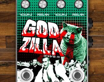 devi ever : fx - God Zilla