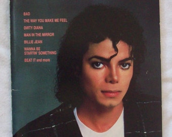 Michael Jackson Greatest Hits Songbook