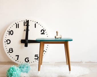 pieds de table etsy. Black Bedroom Furniture Sets. Home Design Ideas