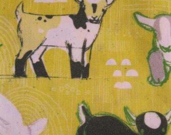 Baby Goat Bib  Reversible Free Shipping