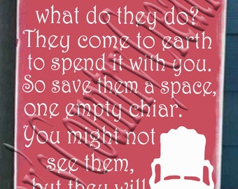 Christmas in Heaven Chair    SVG, PNG, JPEG