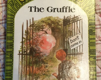 Puddle Lane Ladybird book - The Gruffle