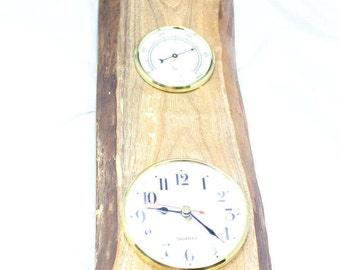 Weather Station with Clock