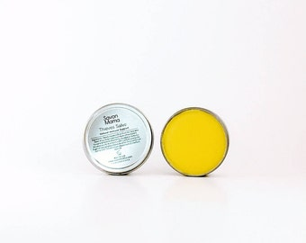 Thieves Salve, Multi-tasked, all-natural ingredients, must-have for flu season, gets better faster, speedier recovery, soothes muscle pain
