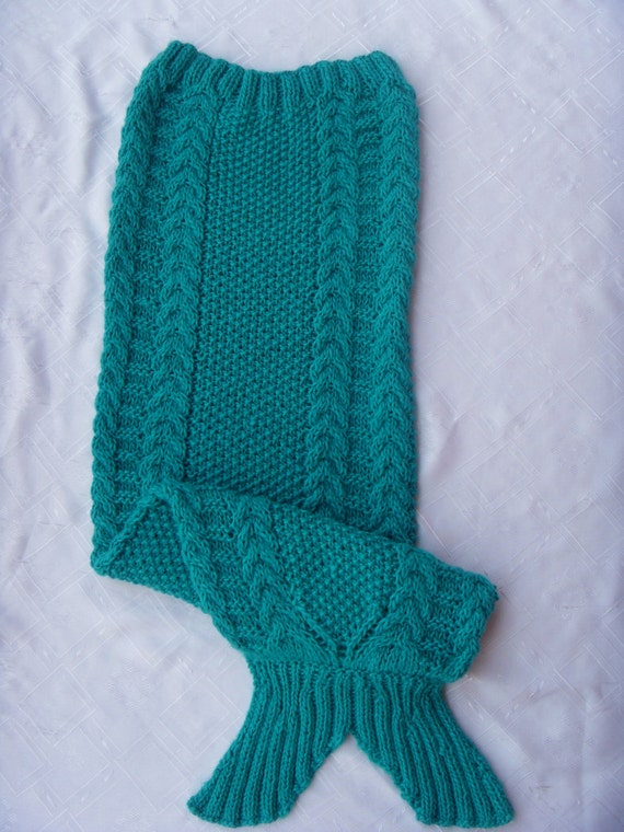 Knitting Pattern Mermaid Tail Blanket : Knitting pattern mermaid Mermaid tail blanket Mermaid tail
