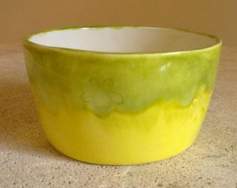 Adorable Ceramic Bowl or Planter