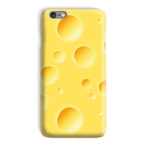 Kaas iPhonegeval, gele iPhonegeval, grappige iPhonegeval 6, kaas iPhonegeval 6, realistische iphone 6s case, hilarische iPhonegeval