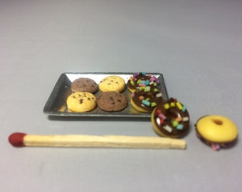 Donuts and cookies