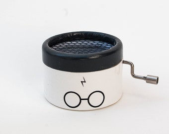 Music Box with Harry Potter's music, harry potter gift