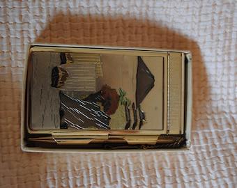 Nice little bag notebook 1950