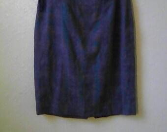 Anne Klein Wool Blend Skirt