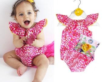 Babyshower gift, 3-part, girls, present for the birth, baptism gift, birthday, baby gift set