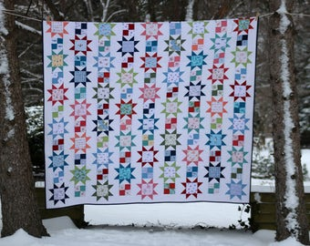 Star Memory Quilt