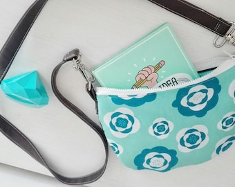 Tiffany Green-Flower shoulder bag Handbag/shoulder bag/bag