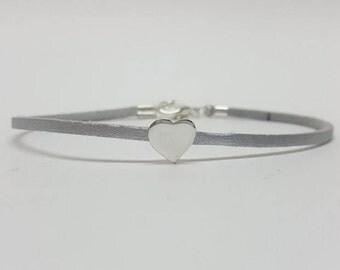 My love, Skyler, Sterling 925 zilver,Bracelet Silver Airplane Star Sterling Aviation Gift Idea Fly  Leather Stewardess