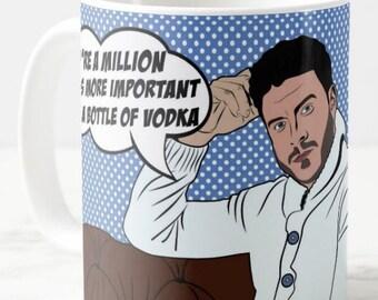Vanderpump Rules, Jax Taylor, Inspired Coffee Mug Funny Birthday Gift, Reality TV Pop Culture