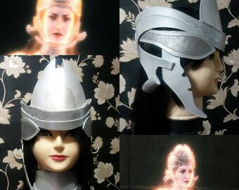 MADE TO ORDER Minerva Assassins Creed Costume Helmet Mask Game Cosplay Ezio Auditore Syndicate Steampunk Armor Edward  Halloween Costume